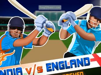 India Vs England Cricket Mania