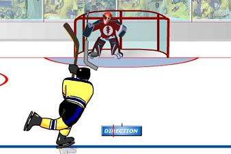 Ice Hockey Challenge