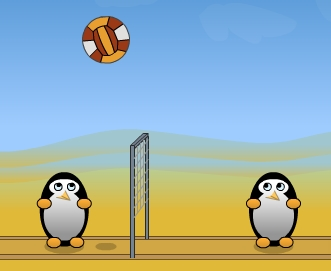 Volleyball Penguins