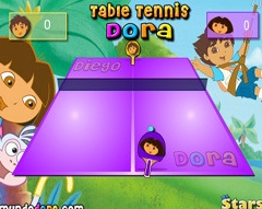 Table Tennis Dora