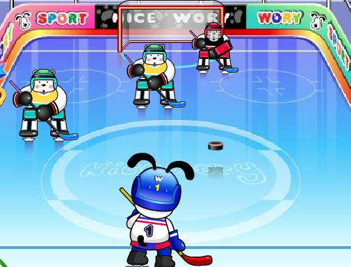 Ice Hockey Flash