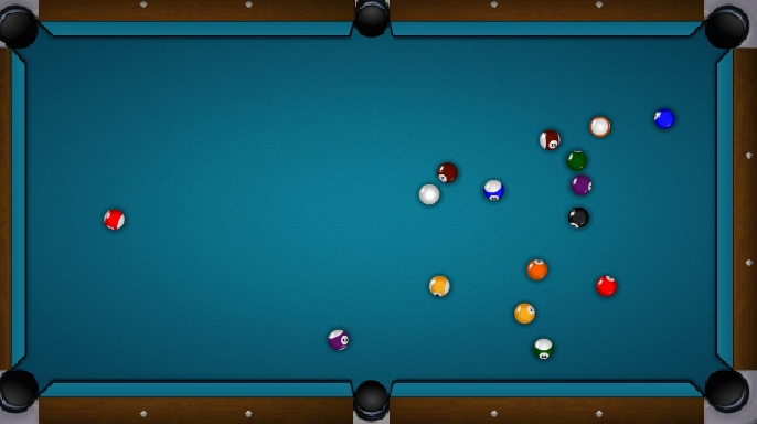 Doyu 8 Ball Game