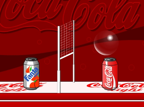 Coke Vs Fanta Volleyball
