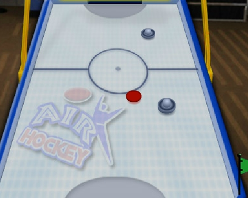 Air Hockey Flash Game 1