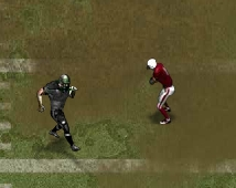 Zombie American Football