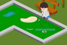 Electrotank Mini Golf